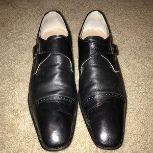 Giorgio Brutini Langdon Men's Black Dress Shoe